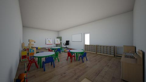 sun shine kindergarden - by banana split