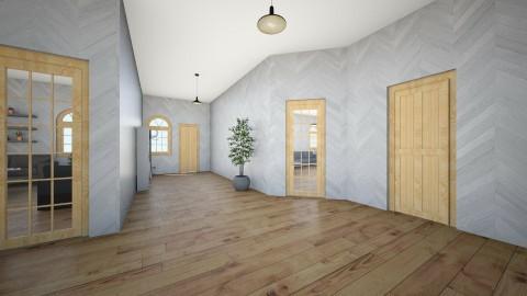 Corridor - Modern - by TJGraffiti