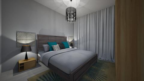 bedroom t purple - Bedroom - by elena_daniela04