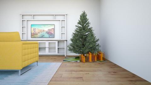 my room - Bedroom - by gonzalohzard