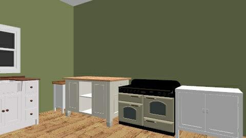 Dovy keuken - Classic - Kitchen - by Helo kitty