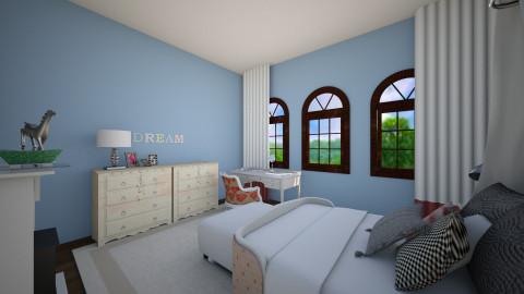 girly1 - Bedroom - by marindekica22