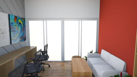 NGO Office - Office - by kwamiadzesu