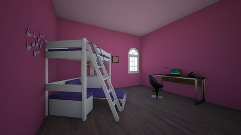 Lovely Loft - Kids room - by gem27