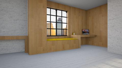 boho office - Office - by anjaam