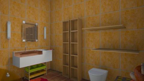 baby bath_1 - Bathroom - by Melcsi30