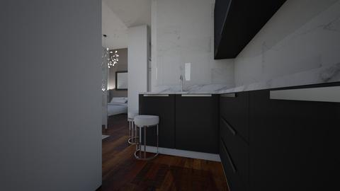 MONOLOCALE - Kitchen - by ELVI