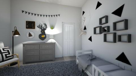 adventure boy - Masculine - Kids room - by marble101