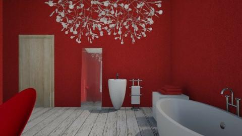 bathroom - by Anchy0712