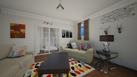 serinity - Classic - Living room - by mrrhoads23