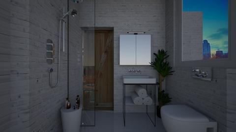 Casa151Bathroom - Feminine - Kitchen - by nickynunes