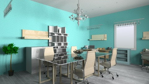 Fabulosity Office - Glamour - by shaundraQ