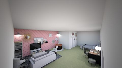 idea1 - Bedroom - by itzmarieee