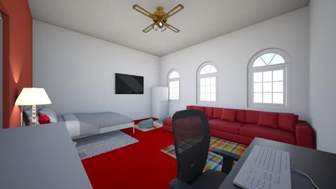 FCS Bedroom - Bedroom - by tampandr3