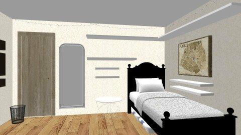 bedroom 2 - Bedroom - by laurenmla