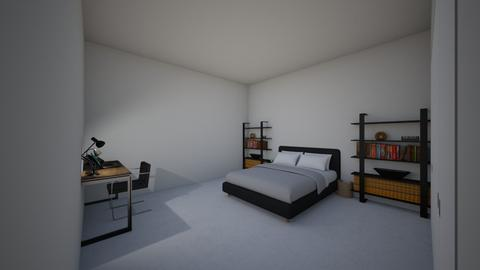 year 7 japanese room assi - Modern - Bedroom - by jtaea1