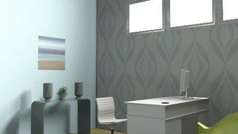 Office Desk - Rustic - Office - by hincks13