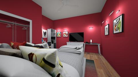 my dream bedroom i guess - Modern - Bedroom - by jade1111