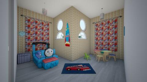 Baby room - Kids room - by Kushtrim Ibishi