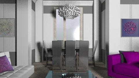 minimal - Minimal - Living room - by hunny