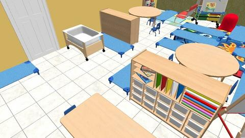 YMCA PreK _ Fave 2 nap - Kids room - by YRCMDFNEXLGDDZCFMKXEMUPWNXAQFCB
