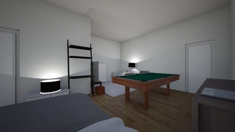 oscar  - Bedroom - by Otrevino