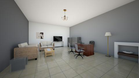 Tughral Rasooli P1 - Office - by Tughral