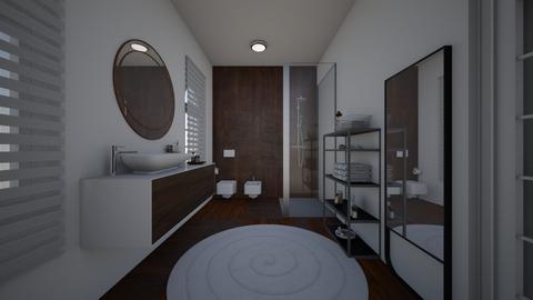 Mama - Bathroom - by Zuzia2006
