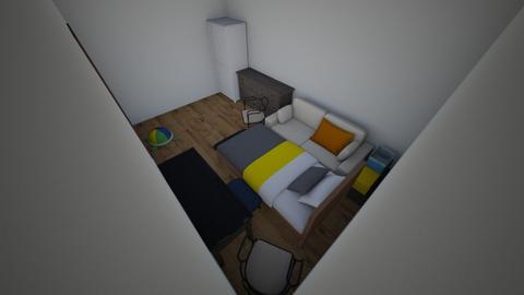 ordenandomihabitracion - Classic - Bedroom - by Jx Jennx