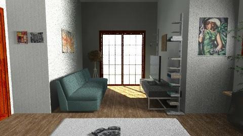 sadada - Bedroom - by barly