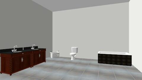 destiny - Glamour - Bathroom - by destiny1