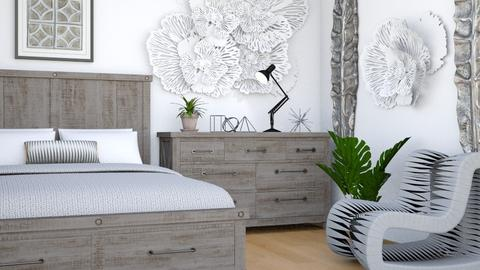Rental MBR - Modern - Bedroom - by millerfam