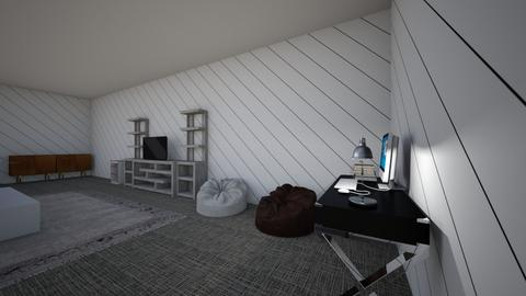 hehe - Bedroom - by emir altuntas