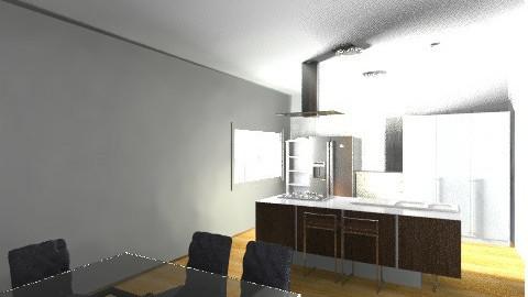Cozinha V6 - Classic - Kitchen - by SuperRigoni