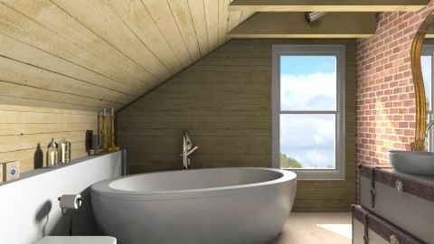 Loggy Bath - Modern - Bathroom - by 3rdfloor