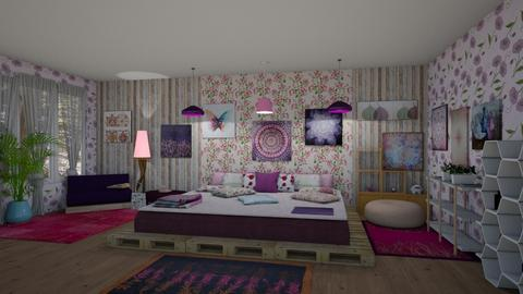 67 - Bedroom - by Raven Storme