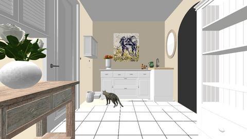 BATH AND LAUNDRY Jan22 - Bathroom - by TeresaDesign