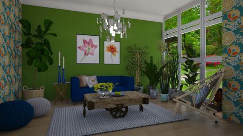 Garden lover - by Tuitsi