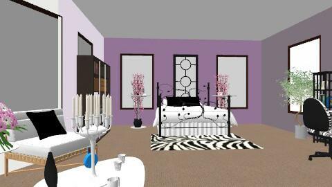 Favorite Teenage Bedroom - Feminine - Bedroom - by designluvr