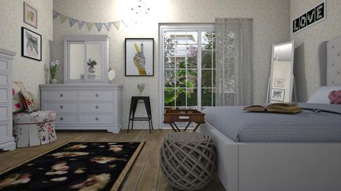 meadow - Bedroom - by tigerlily_bel