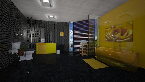 Novo 3 - Bathroom - by Tupiniquim