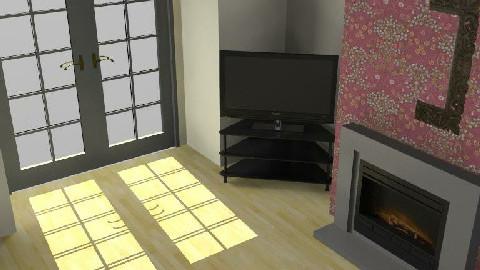 back room - Living room - by aureus30