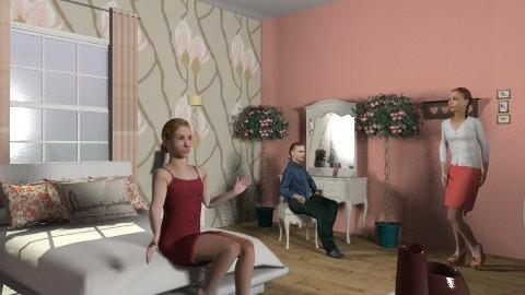 somonnnn - Modern - Bedroom - by gobin