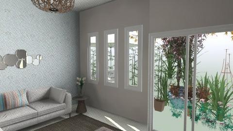 miny sala - Modern - Living room - by Liizbeth