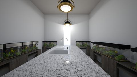 fish room2 - Modern - by jade1111