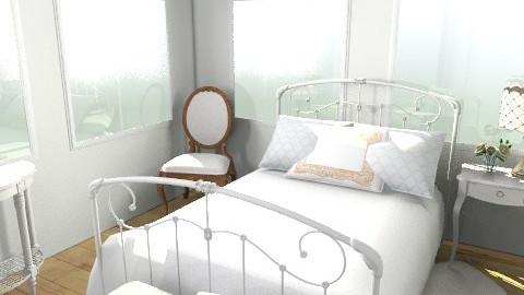 1 - Vintage - Bedroom - by okaymolly