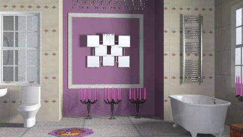 bathroom6 - Classic - Bathroom - by asifgoldpk