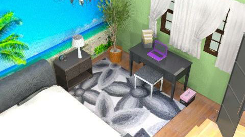 Back to the Beach - Modern - Bedroom - by oscalora