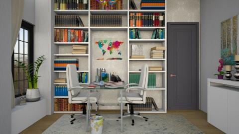 casal - Office - by Tainaraa