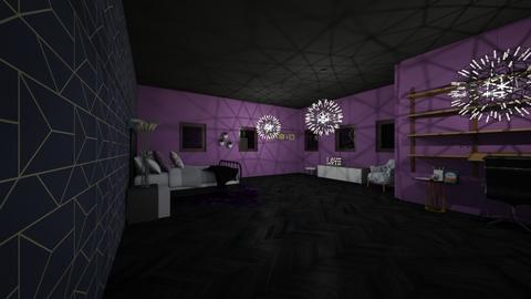 IP Terrazzo - Classic - Bedroom - by zaryah